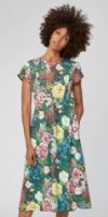 Thought Leolani Floral Print Dress